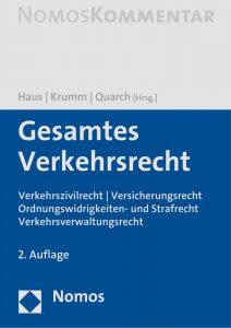 RA_Frese_Buchautor_Gesamtes_Verkehrsrecht_Haus-Quarch_Krumm